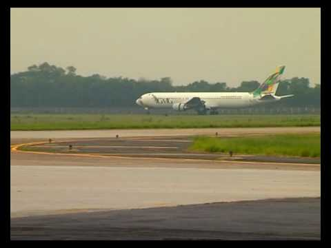 GMG Airlines 767-300ER Official Launch Intro