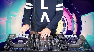 EDM DJ SKILLS Performance (Pioneer DDJ-RZ)