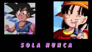 SOLA NUNCA ESTARAS - AARON MONTALVO OFICIAL - DRAGON BALL GT FULL HD