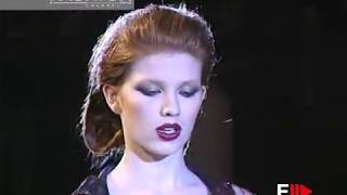 ROCCO BAROCCO Fall 2000/2001 Rome Haute Couture - Fashion Channel