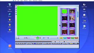 iCarly Transition - Green Screen