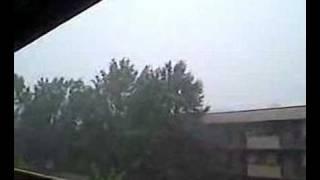 twelve seconds of rain