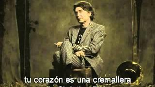 Embustera - Joaquín Sabina vinagre y rosas - con letra- ( ultimo disco)