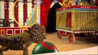 Robotic Lion Animation