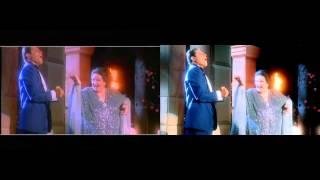 Freddie Mercury and Montserrat Caballé - Barcelona 1987 and 2012