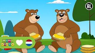 Ik Zag Twee Beren | Kinderliedjes | Liedjes voor peuters en kleuters | Minidisco