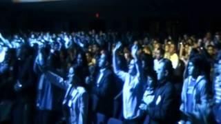 Marco Barrientos Concierto en Louisville Kentucky Dic 17 2011