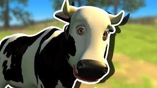A Vaca Maru - A Fazenda do Zenão