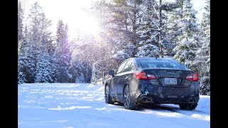 2018 Subaru Legacy 3.6R Test Drive Review