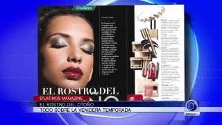 Ethel Palací presenta la edición de Agosto de D'latinos Magazine