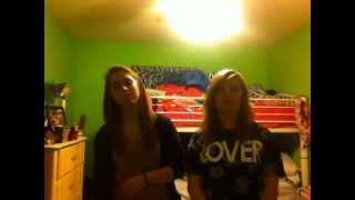 Give Me Love- Ed Sheeran cover by Izzy and Haley!