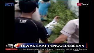 Anak Dibekuk Polisi, Sang Ayah Tewas Saat Penggerebekan Narkoba di Medan - SIP 08/01