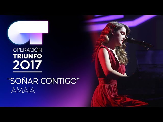 Vídeo de Amaia Romero interpretando Soñar Contigo