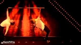 140821 VIXX Live Fantasia HEXSIGN in OSAKA :: TOXIC(N focus)