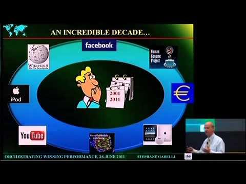 Stephane Garelli Video