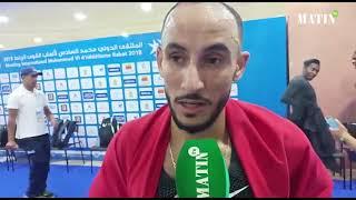 Brahim Kaazouzi remporte l'épreuve de 1.500m