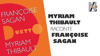 DUETTO MYRIAM THIBAULT FRANCOISE SAGAN