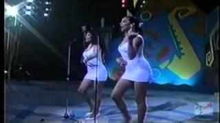 """Azúcar Moreno - A Caballo (Gala """"Noche de Carnaval"""", Miami)"""