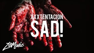 XXXTENTACION - SAD! (Lyrics/Lyric Video) (SHVNE Remix)