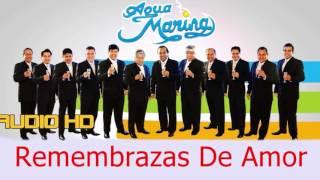 Agua Marina   Remembranzas de Amor  Karaoke   JHA Producciones