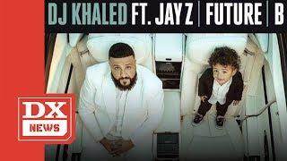 "DJ Khaled Unleashes ""Top Off"" Featuring JAY Z, Future & Beyoncé"