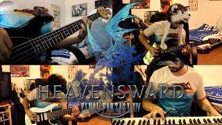 Final Fantasy 14 goes Rock - Locus (Alexander bosses theme)