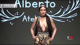 FERNANDO ALBERTO ATELIER Los Angeles Fashion Week AHF Fall 2018 2019 - Fashion Channel