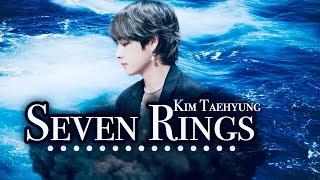 Seven Rings• Kim Taehyung• 2/7