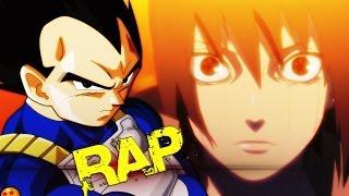 Rap dos Arrogantes | Sasuke e Vegeta - Feat: String Raps