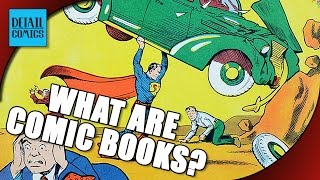 Intro To Comics: What Are Comic Books? || Comics Classroom