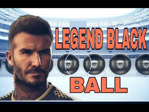 Download thumbnail for Legend black ball pack opening in pes