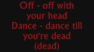 Heads Will Roll - Yeah Yeah Yeahs (lyrics)