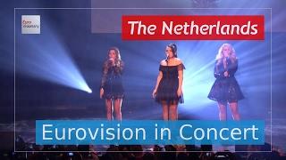 OG3NE - Lights and Shadows - The Netherlands (Live in 4K!) Eurovision in Concert 2017
