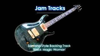 Santana Style Backing Track - TheGuitarLab.net -