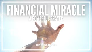 Prayer For Immediate Financial Help - Here's What To Do