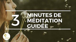 Méditation Guidée : espace respiratoire - Exercice de Pleine Conscience 01