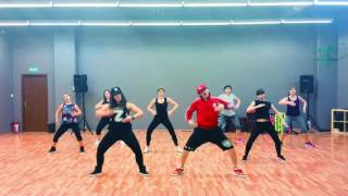 Hula Hoop (cover) - Daddy Yankee - Zumba ® Fitness Choreo by Nichol & Iuliu - ONLY PC