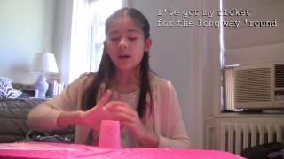 The Cup Song (เพลงถ้วย!!!) โดยเอมิลี
