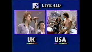 Bryan Adams - Kids Wanna Rock (MTV - Live Aid 7/13/1985)