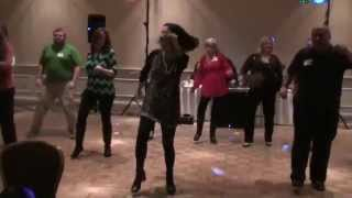 Everybody Dance Now Line Dance