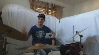 Thousand Foot Krutch-Incomplete(Drum Cover by Johnny Miherinas)