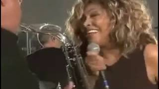 TINA TURNER promo opening shows