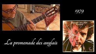 Bernard Lavilliers...La promenade des anglais...guitare ( cover)