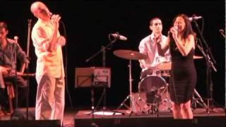 Sergio Coelho e Claudia Telles cantam Miltinho