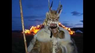 Neolithic shaman in the northern Highlands