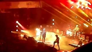 Burn- The Cure. Frankfurt 7 November 2016