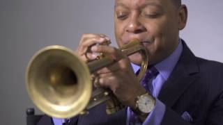 "Wynton Marsalis: ""Be in Time"""