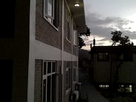 Very early morning in Kathmandu, Nepal 2009