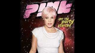 Pink Get The Party Started Male Version