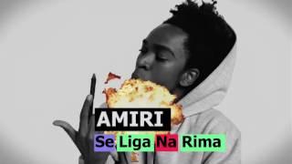 Amiri - Sinfonia da Revolução | Se Liga Na Rima